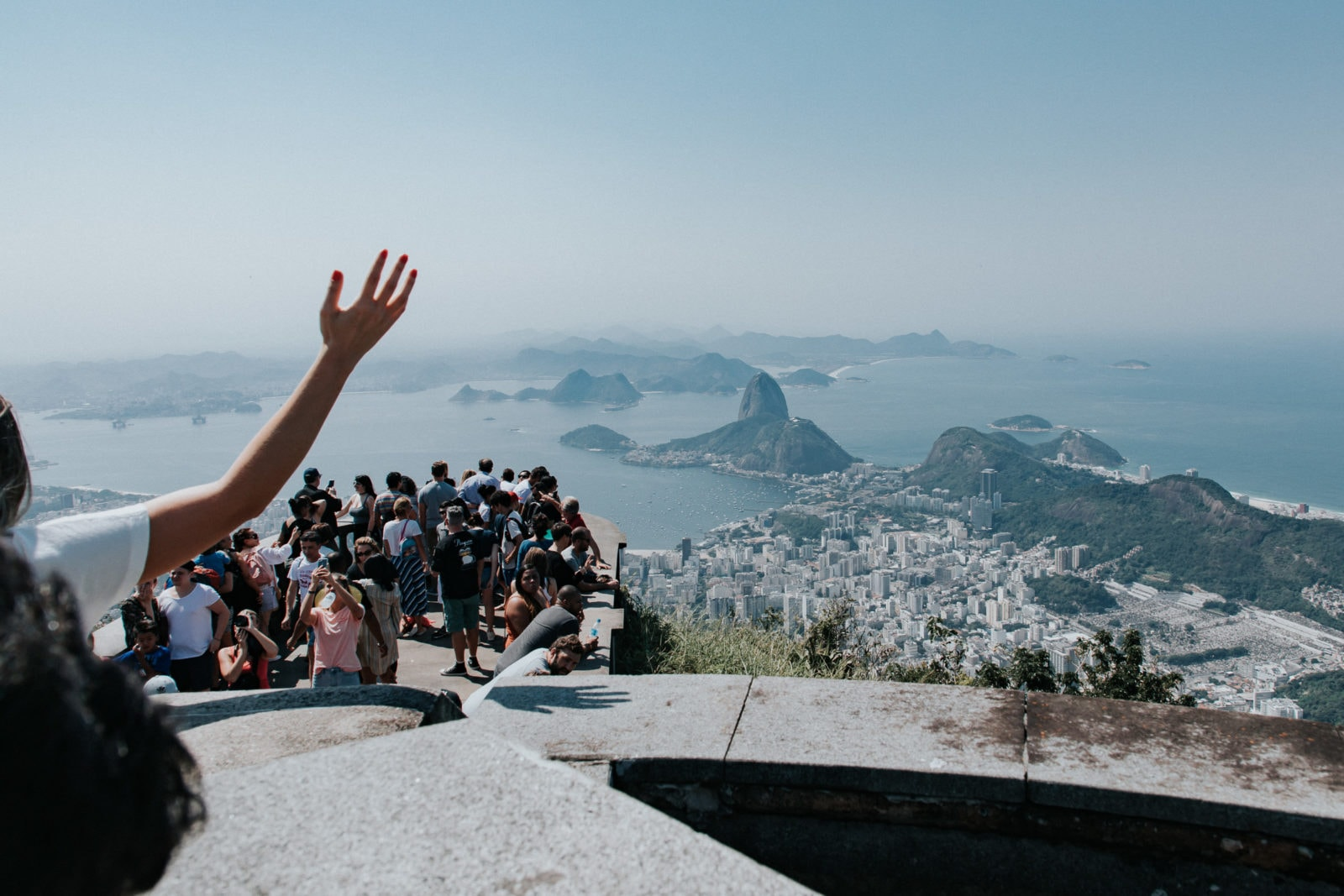 Things to do in Rio de Janeiro Christ the Redeemer