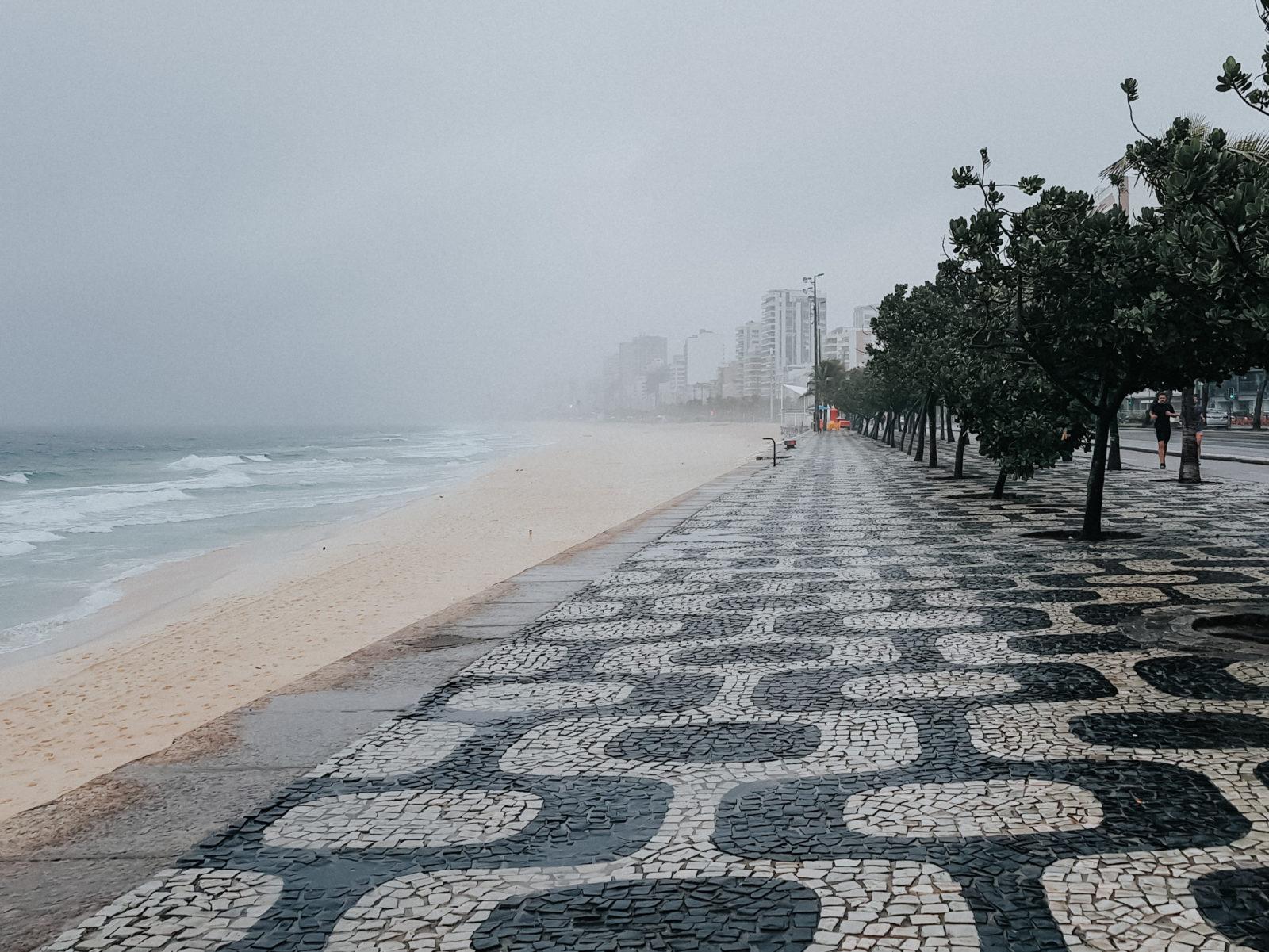Rio de Janeiro Sehenswürdigkeiten Ipanema Strand