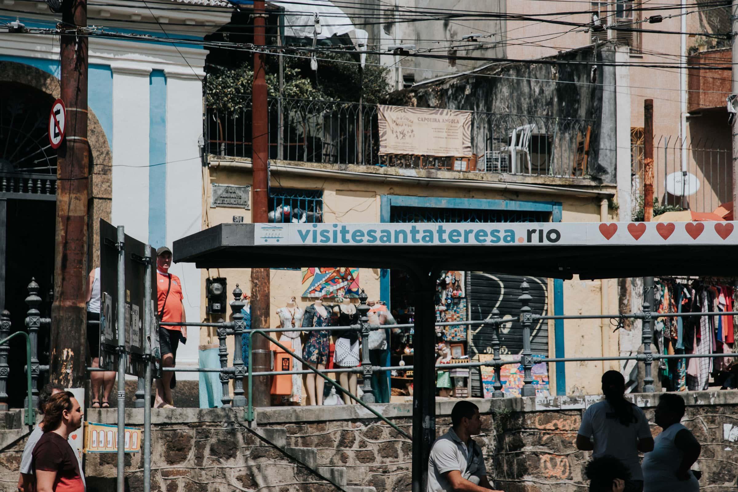 Santa Teresa Rio de Janeiro Largo dos Guimaraes