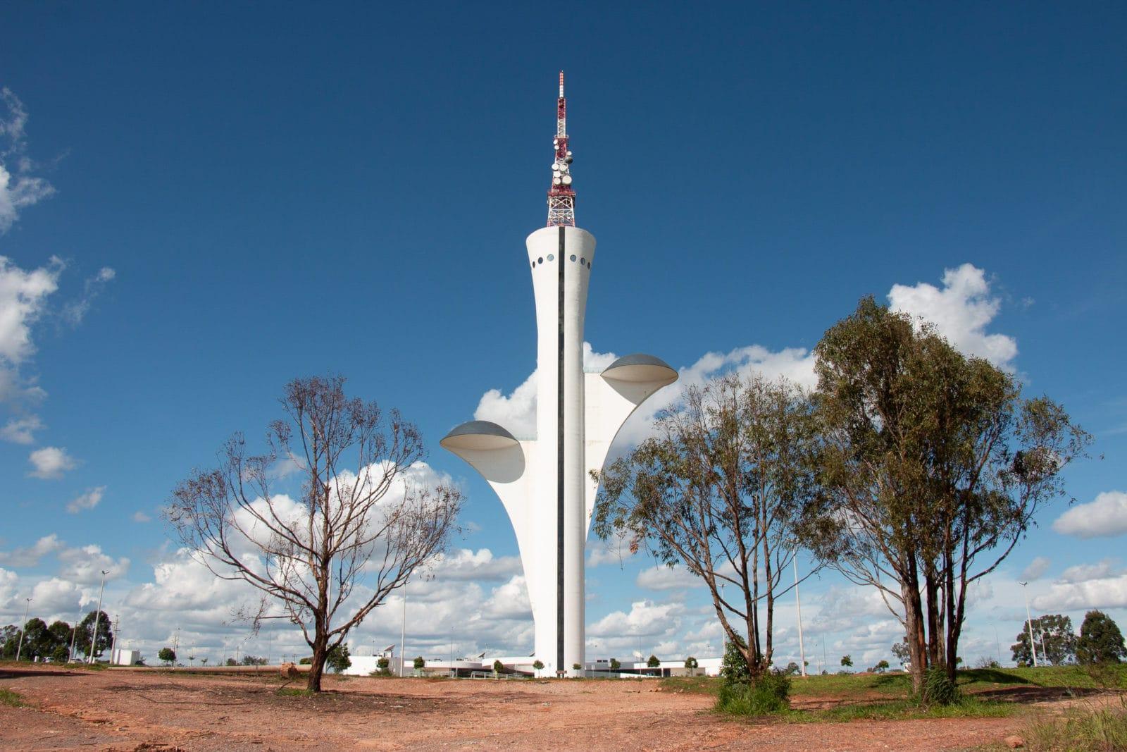 Torre Digital Brasilia Tipps Sehenswürdigkeiten Öffnungszeiten