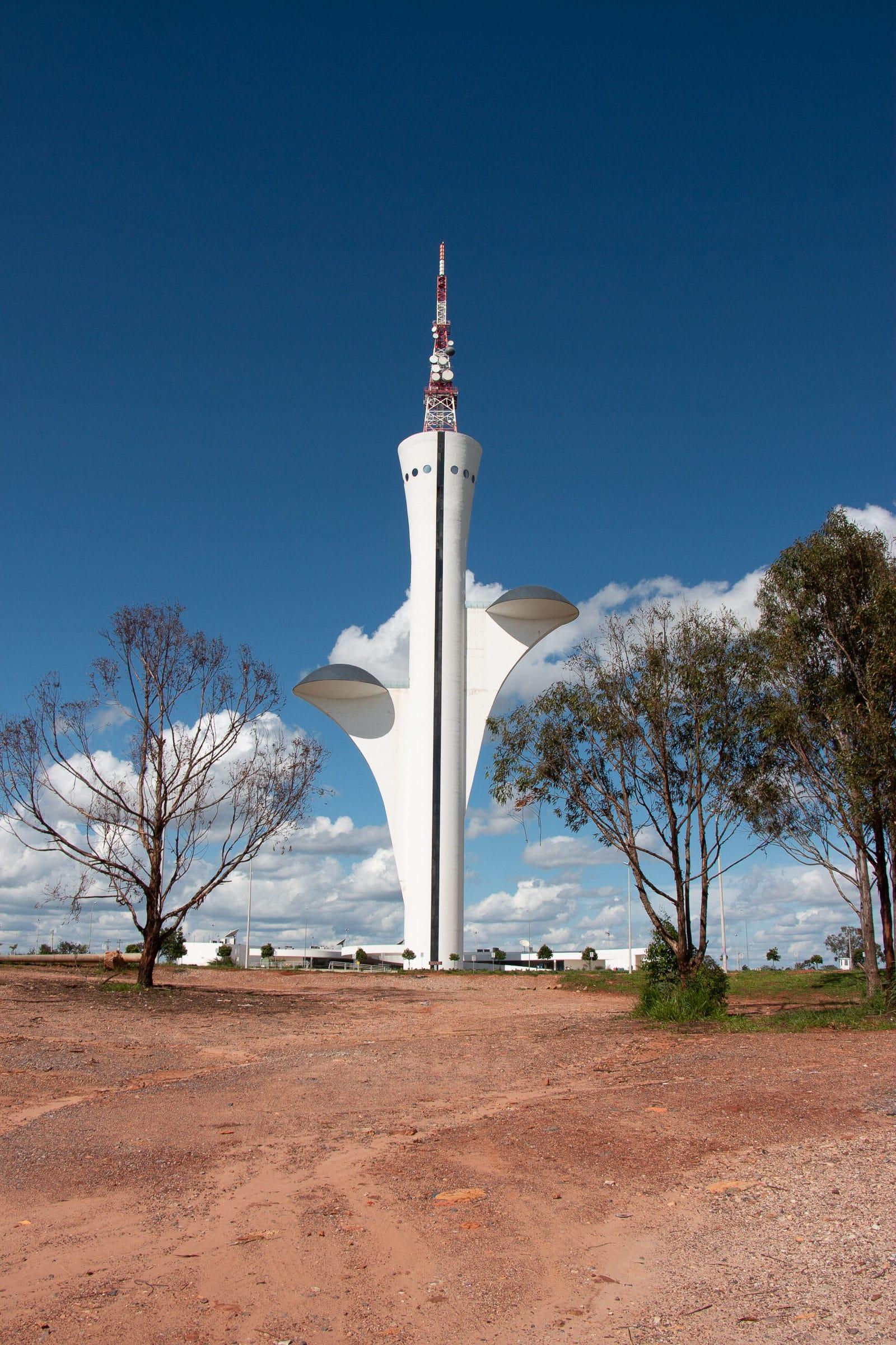 Torre Digital Brasilia Sehenswürdigkeiten Brasilien
