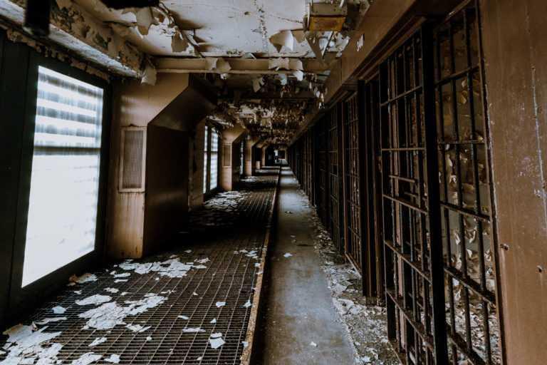 Gefängnis Lost Place Joliet Illinois USA
