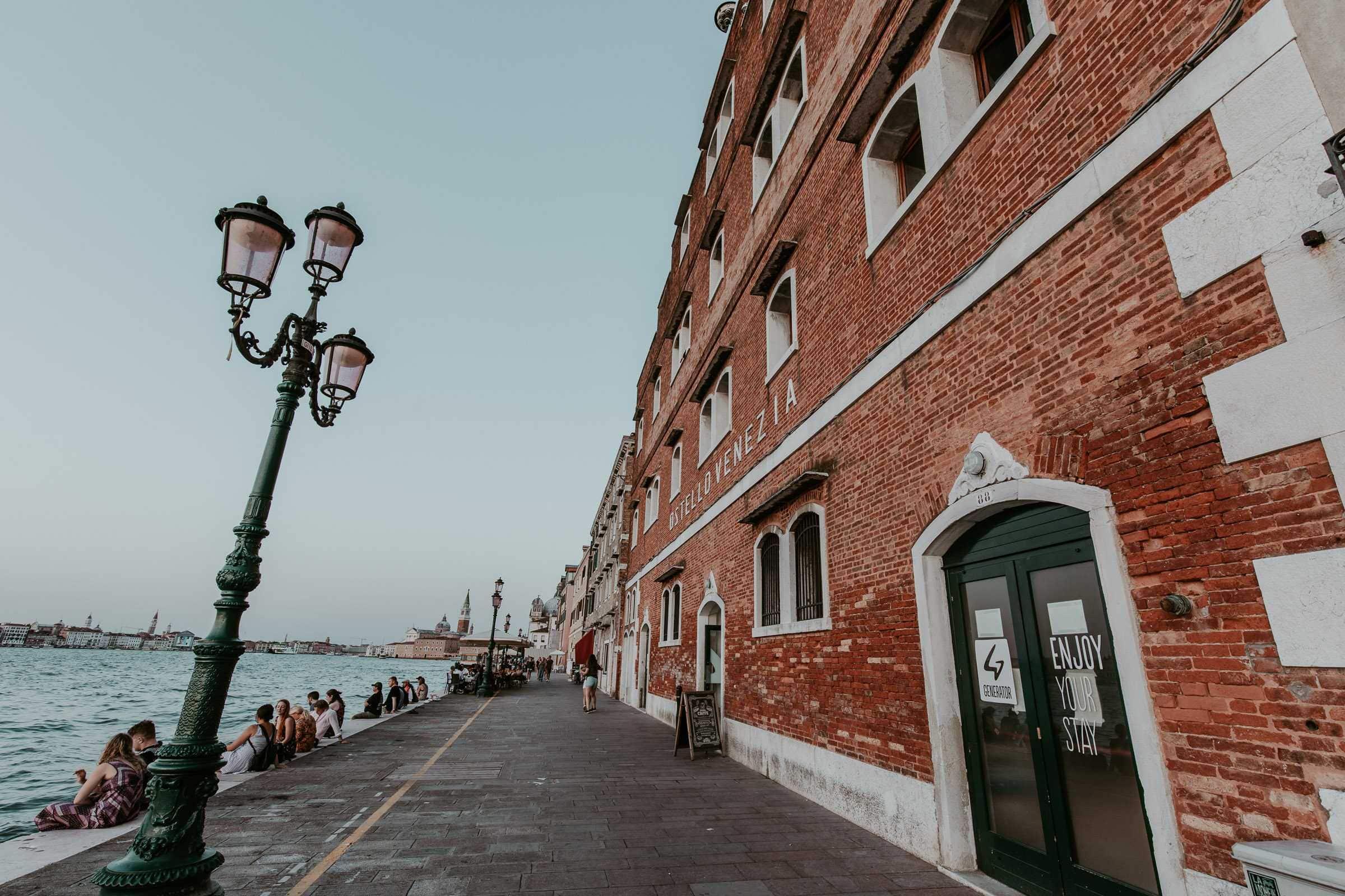 Promenade Giudecca Generator Hostel