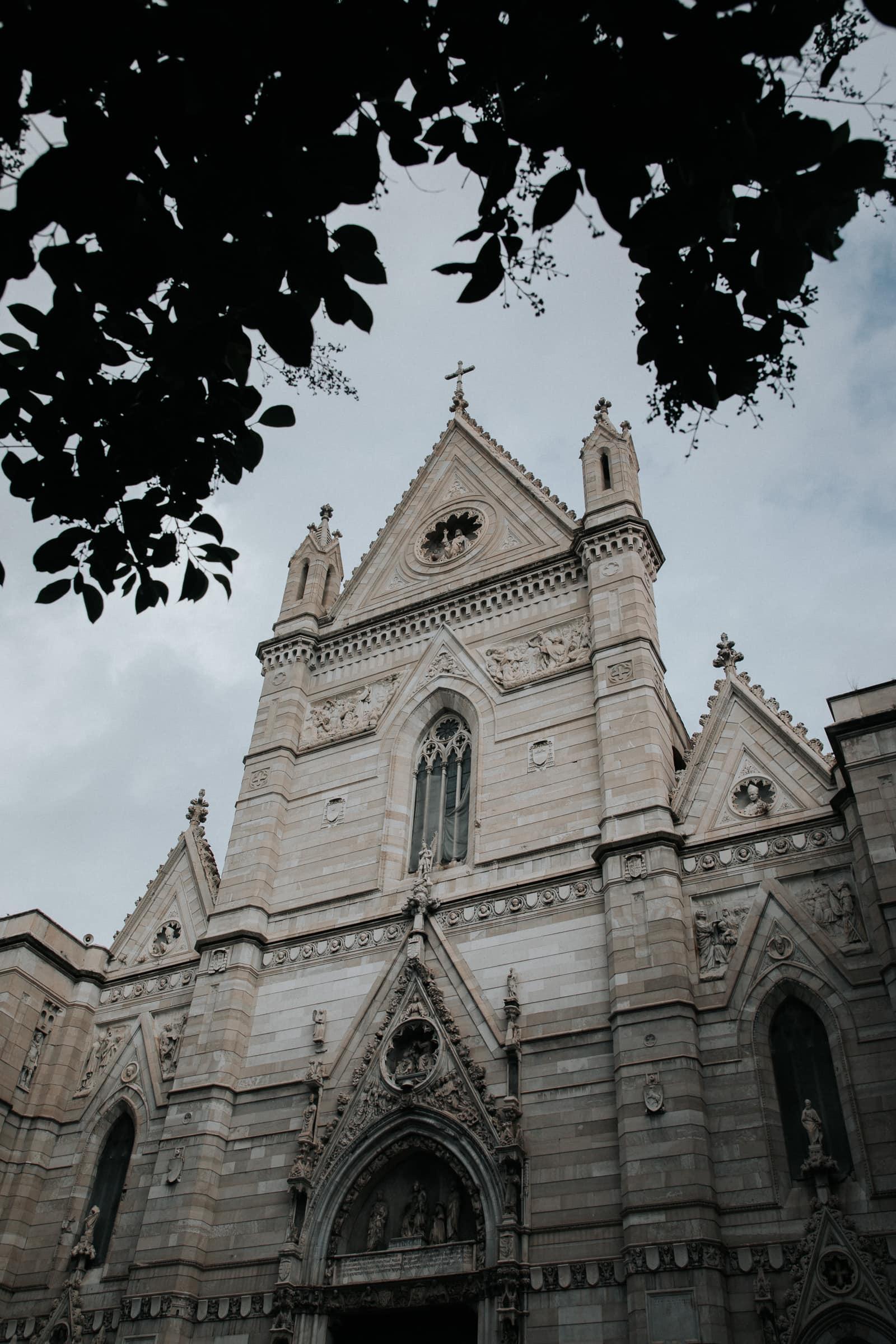 Neapel Sehenswürdigkeiten Duomo
