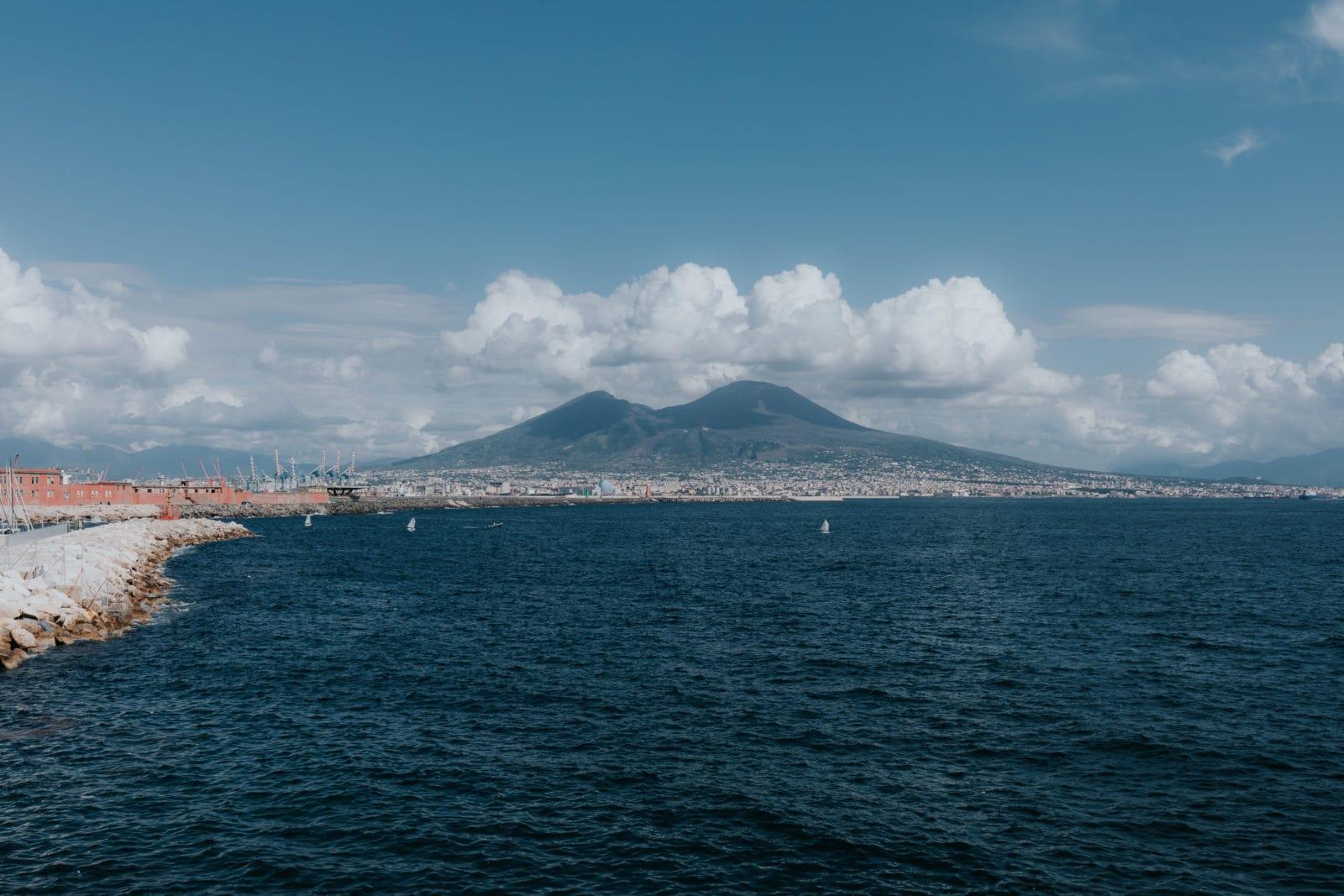 Neapel Sehenswürdigkeiten Vesuv