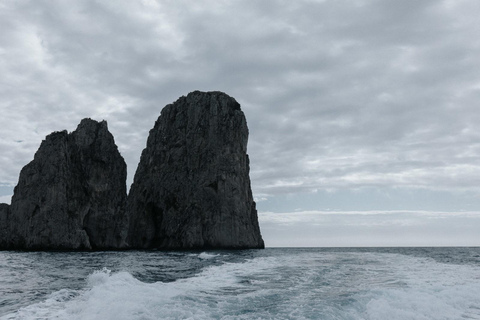 Faraglioni Felsen Capri Sehenswürdigkeiten