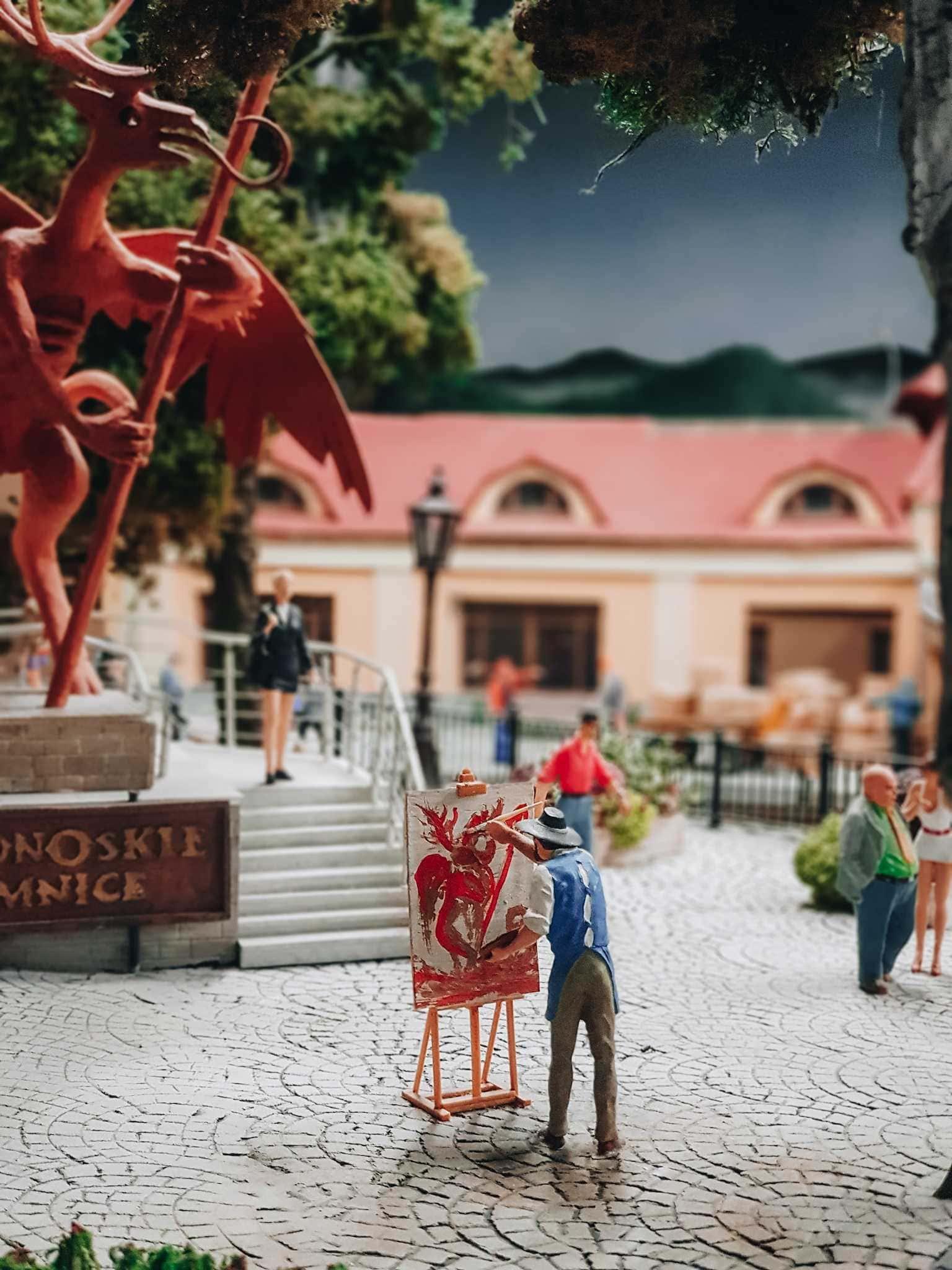 Miniatur Museum in Breslau