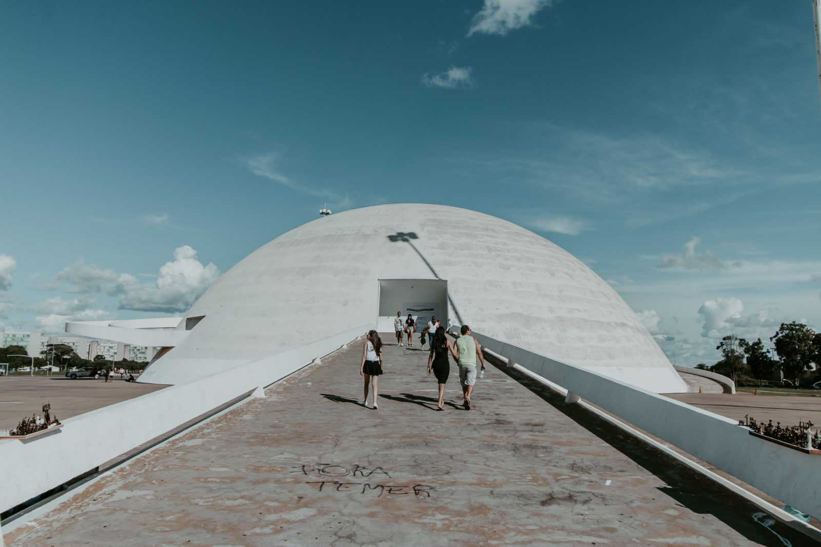 Brasilia Sehenswürdigkeiten Museo Nacional