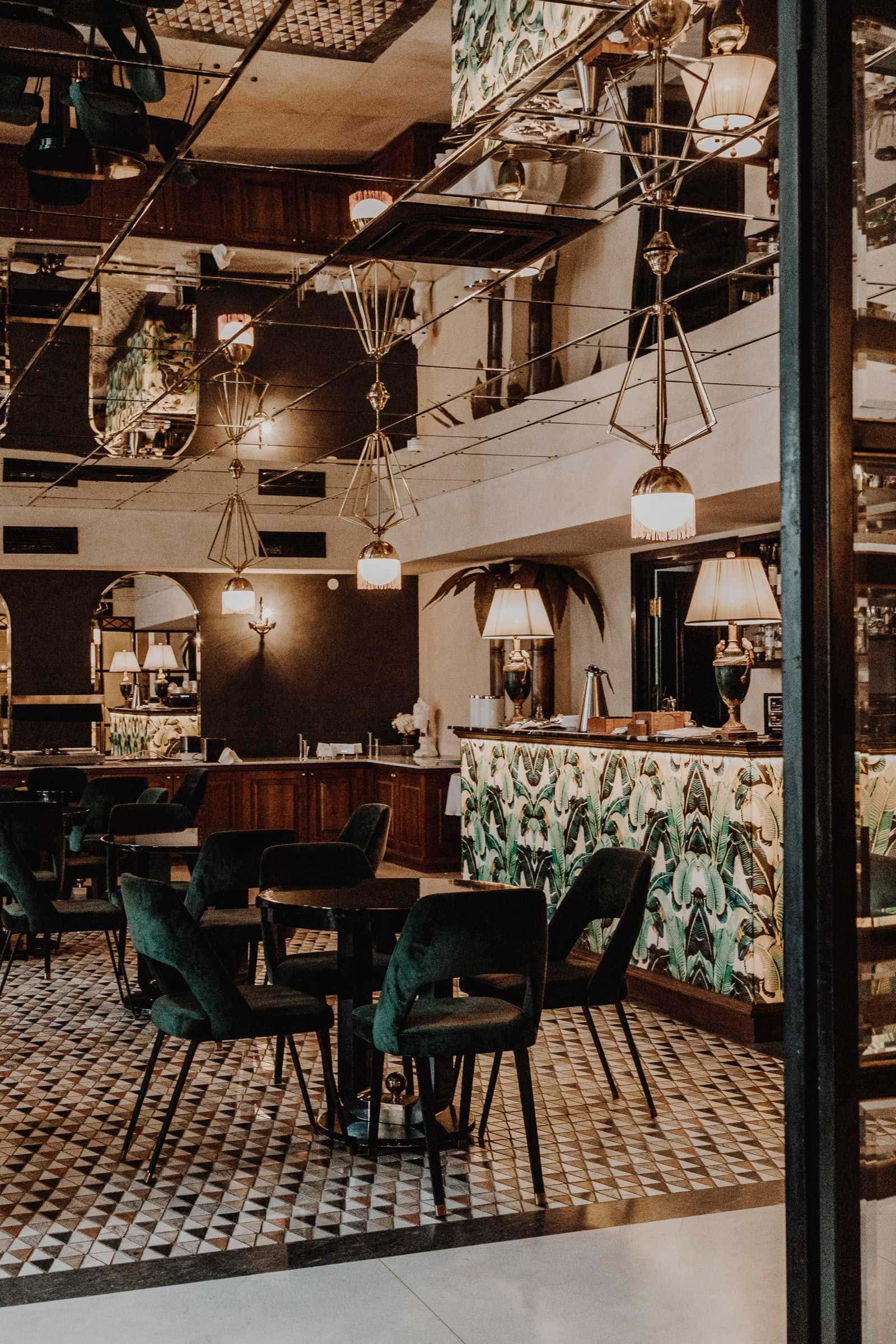 Tiflis Sehenswürdigkeiten Museum Hotel Orbeliani