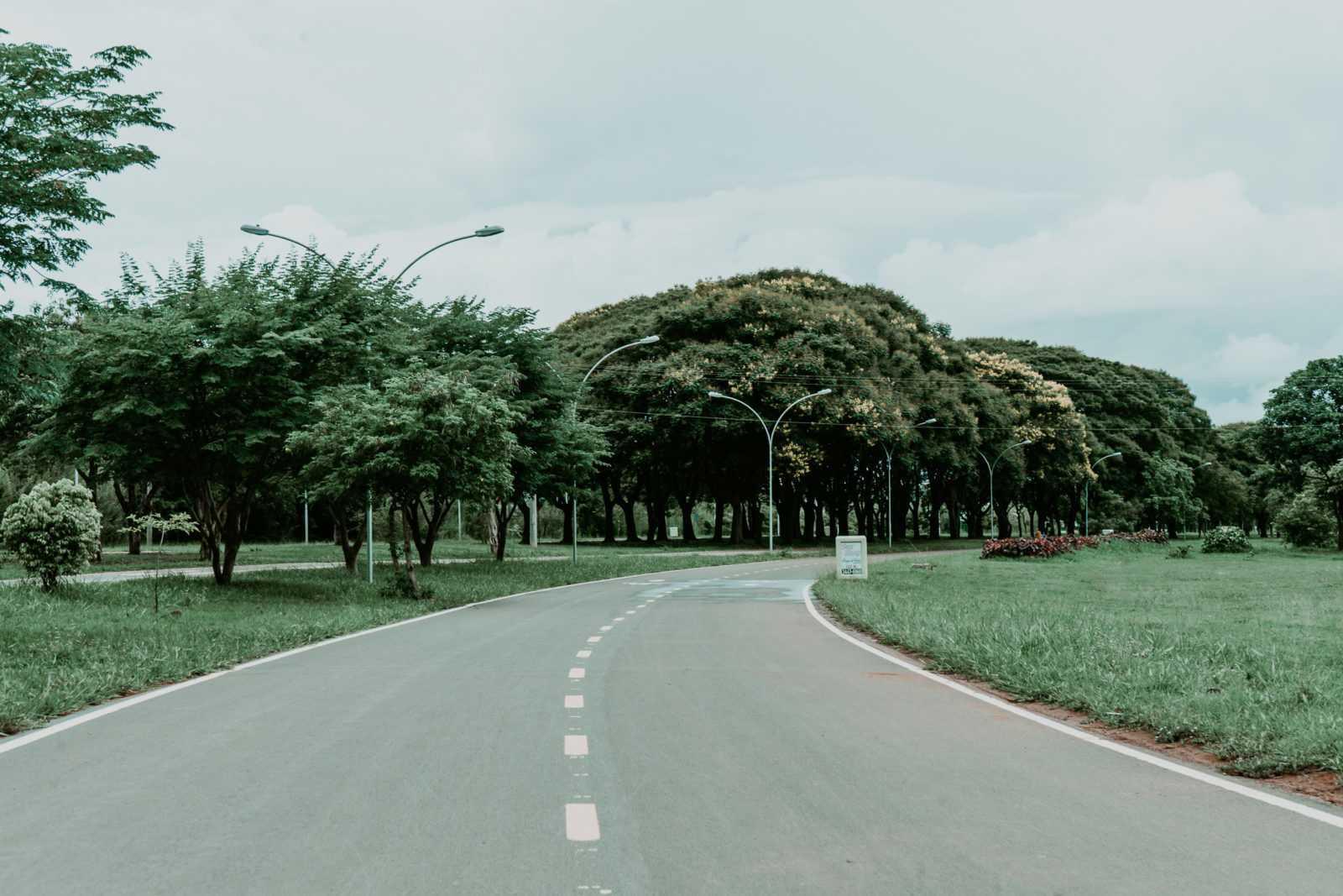 Brasilia Sehenswürdigkeiten Parque da Cidade