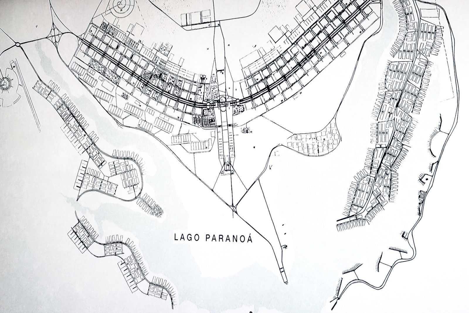 Plan Brasilia Flugzeug Lucio Costa Oscar Niemeyer