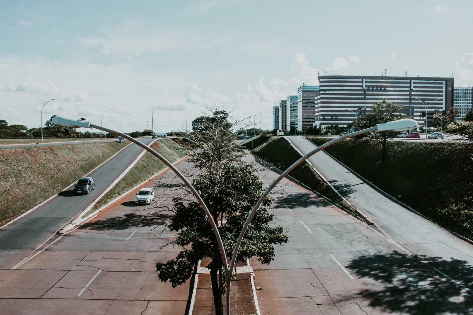 Brasilia Sehenswürdigkeiten Eixo Plano Piloto