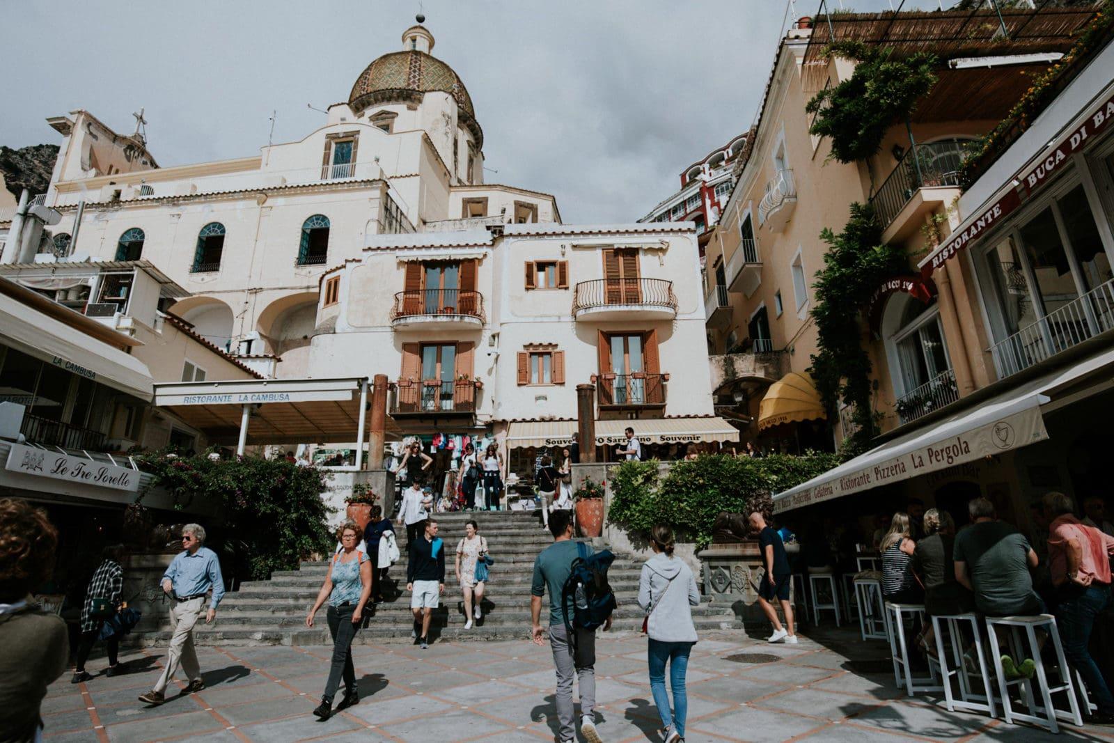 Positano Travel Guide Santa Maria Assunta
