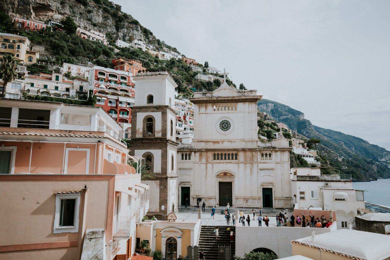 Costa Amalfitana na Itália: O que fazer em Positano 4