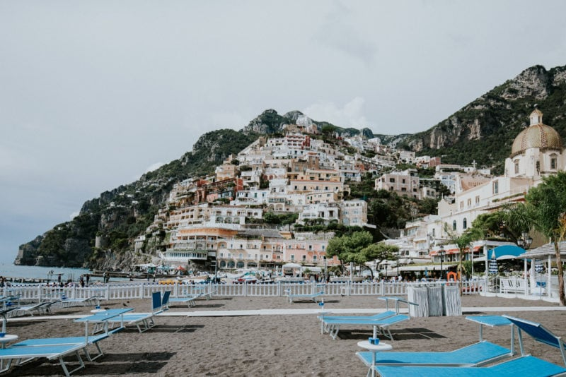 Positano: Instagram Traum an der Amalfiküste & Tipps für Hotspots 3
