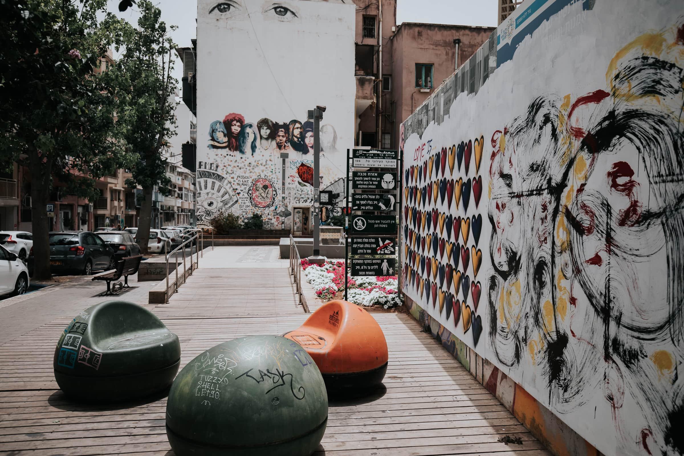 Tel Aviv: Meine 10 persönlichen Reisetipps und Sehenswürdigkeiten! 1
