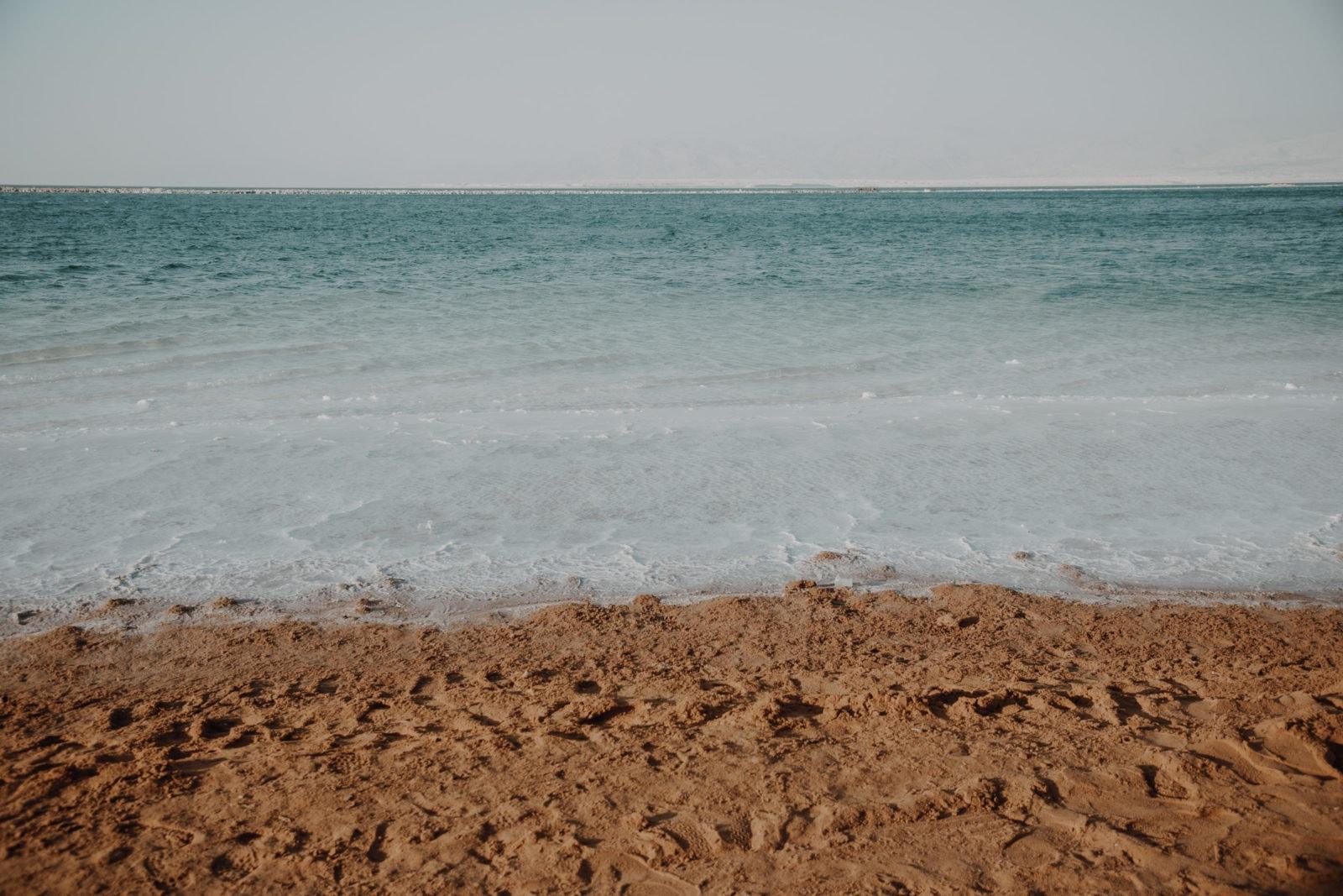 Ein Bokek: Wie man im Toten Meer badet. Eine Anleitung. 2