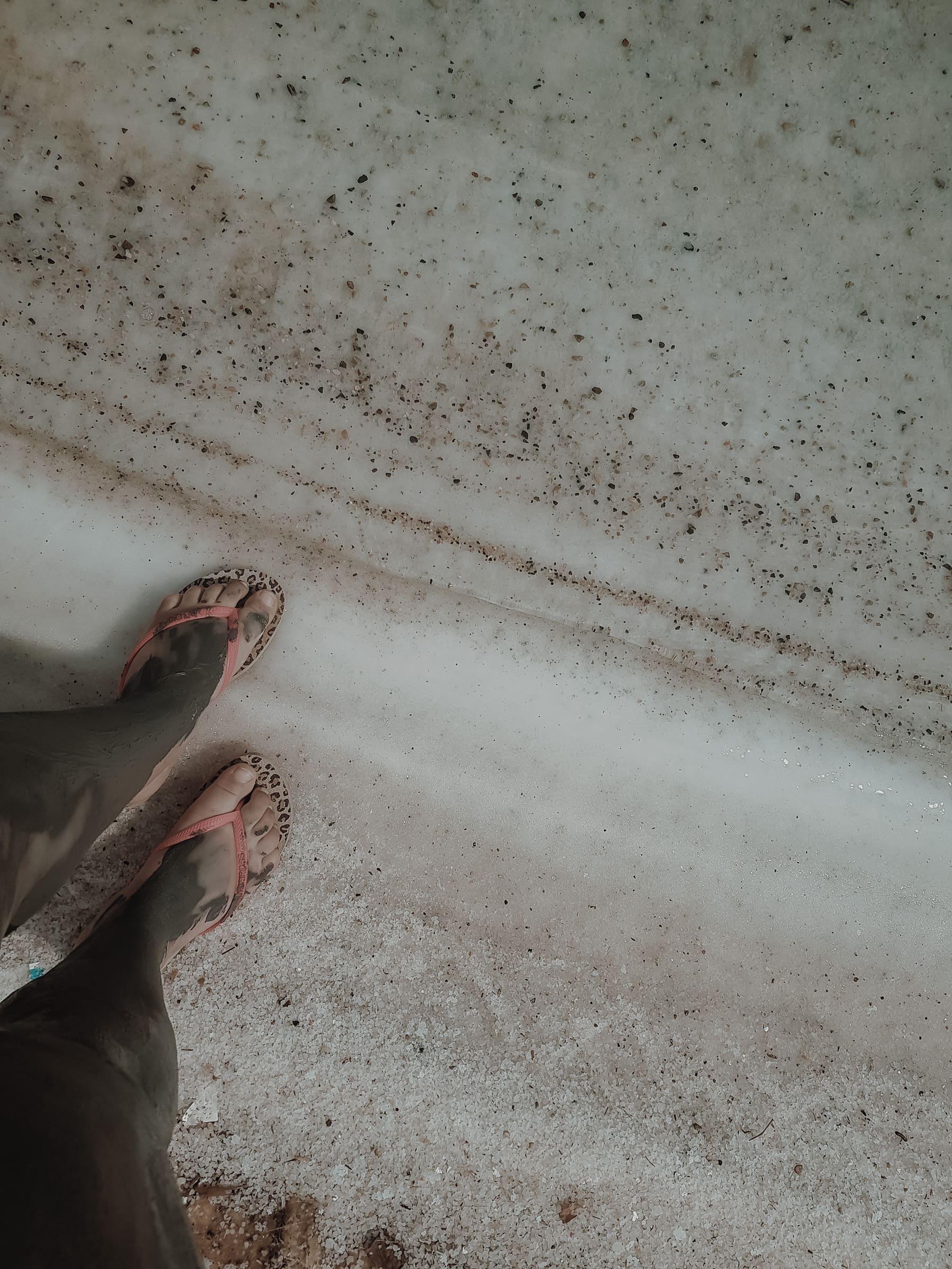 Ein Bokek: Wie man im Toten Meer badet. Eine Anleitung. 11