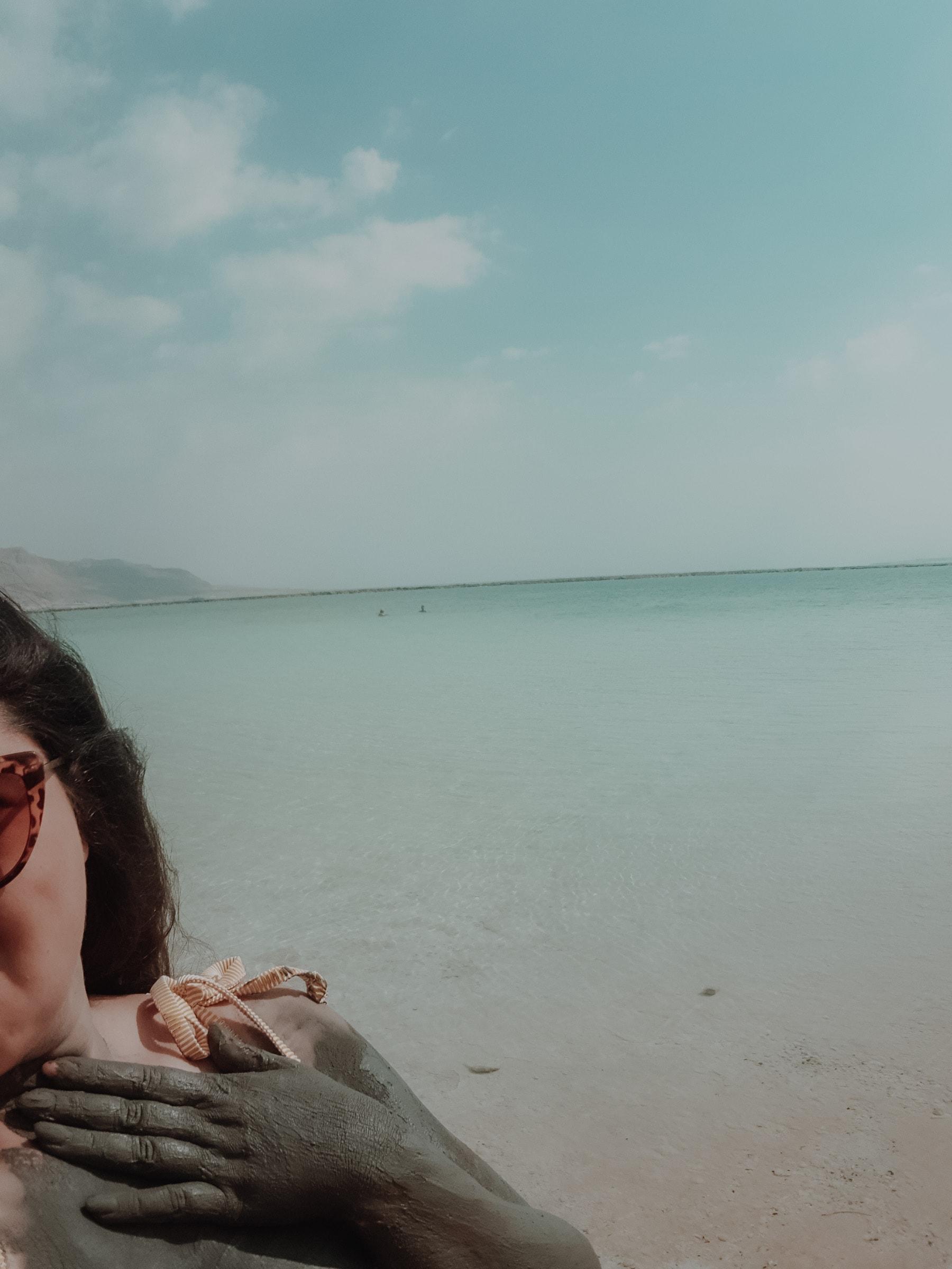 Ein Bokek: Wie man im Toten Meer badet. Eine Anleitung. 10