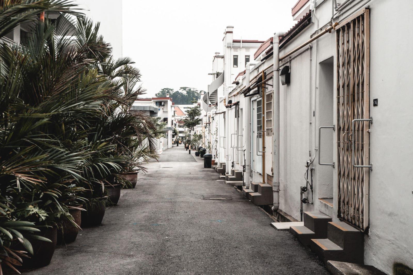 Tiong Bahru Singapur