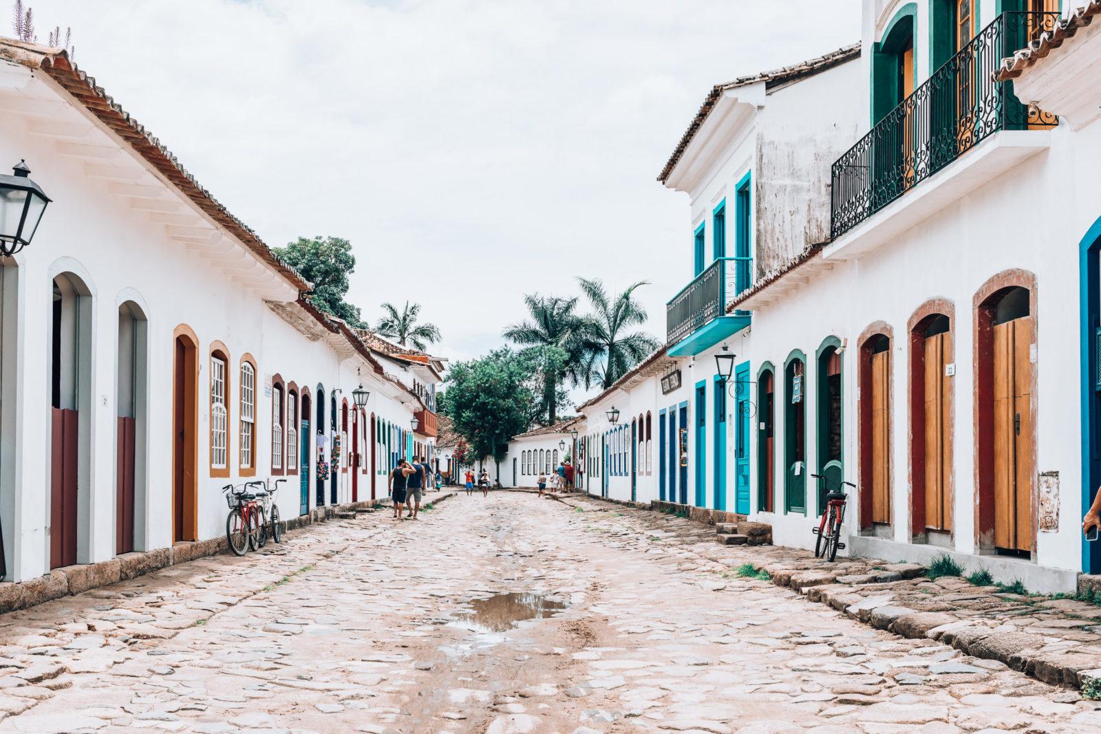 Paraty in Brasilien: Exotisches Paradies mit kolonialem Flair | Meine Tipps