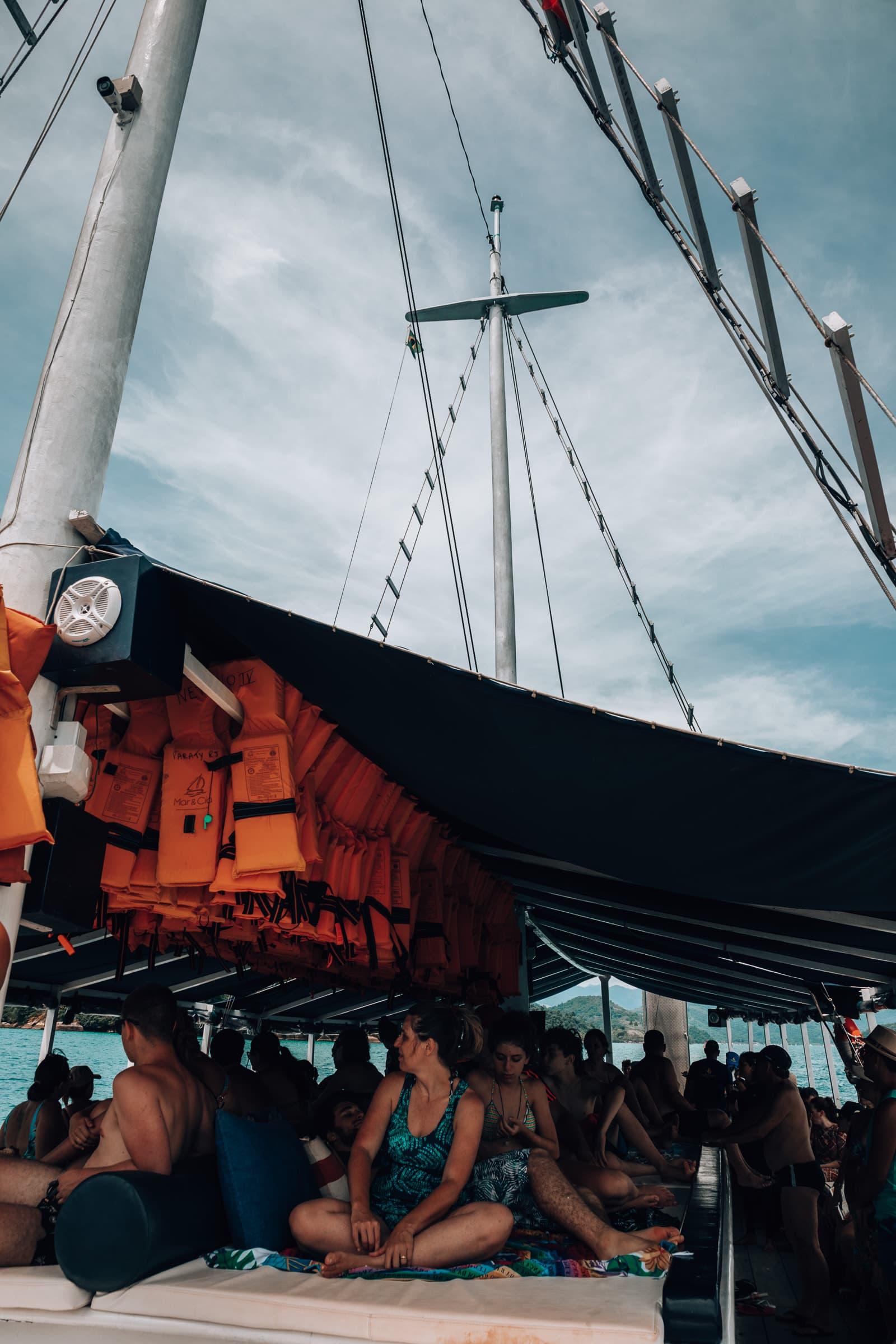 Bootsausflug mit Escuna