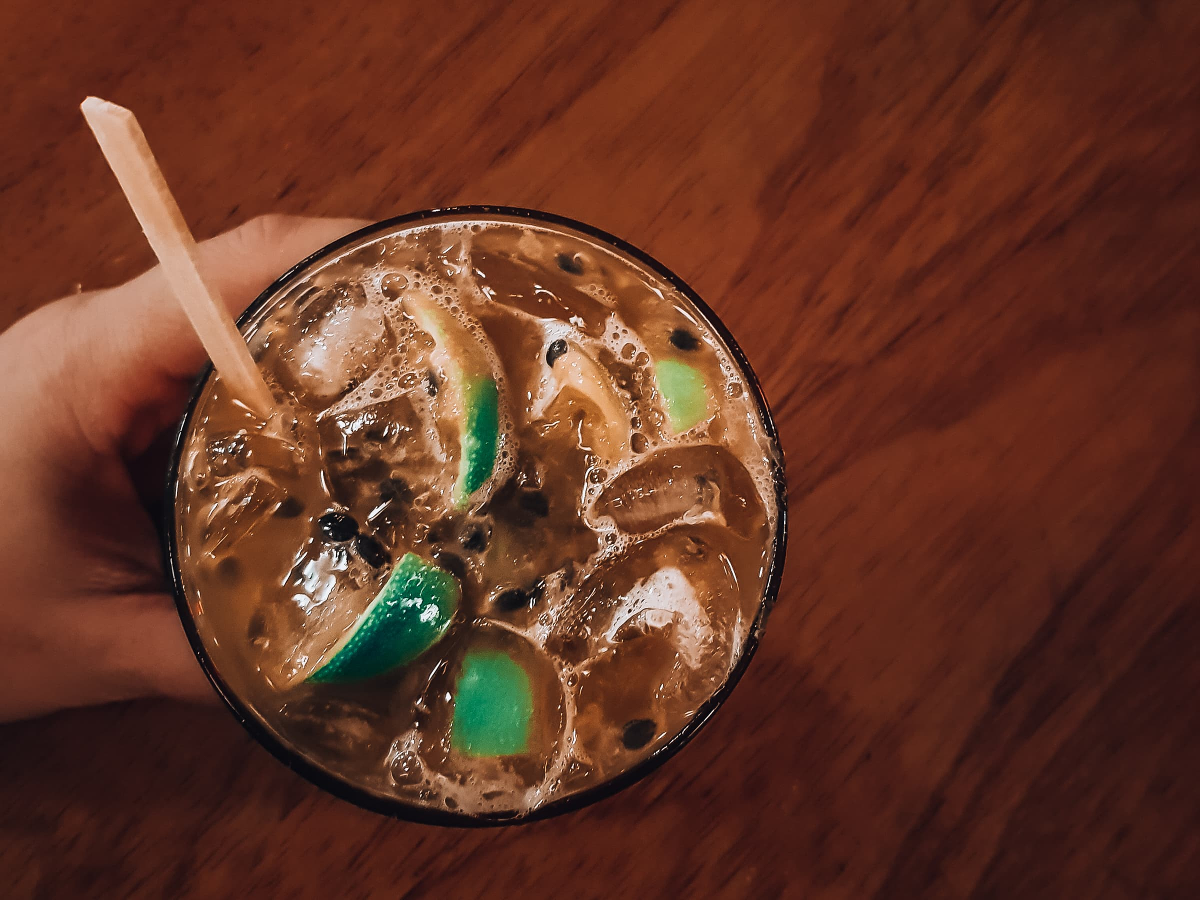 Jorge Amado Paraty Cocktail Rezept