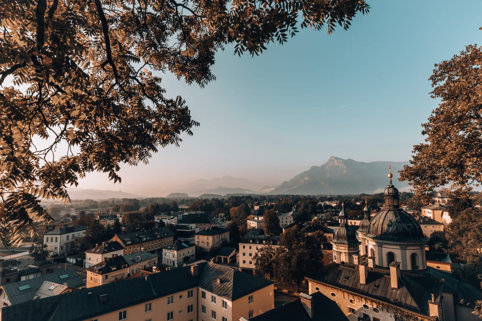 Salzburg Things to do Benedictine monastery Nonnberg with Gregorian chants