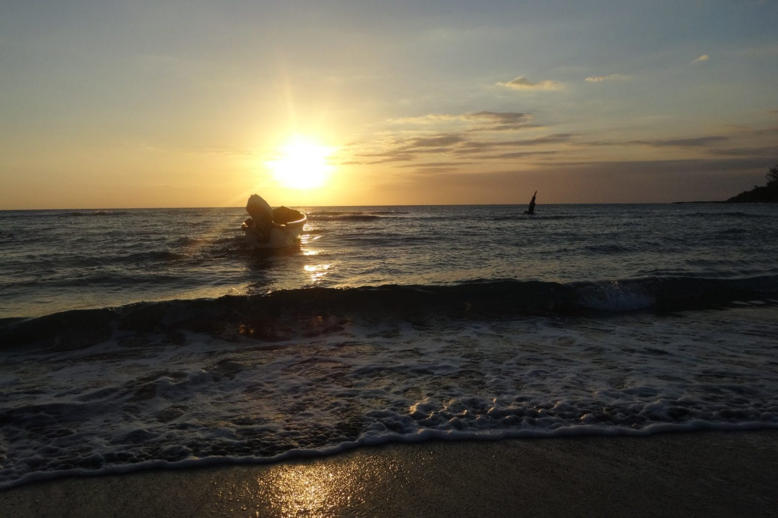 Jamaika Sehenswürdigkeiten Treasure Beach Eggy's Beach Bar