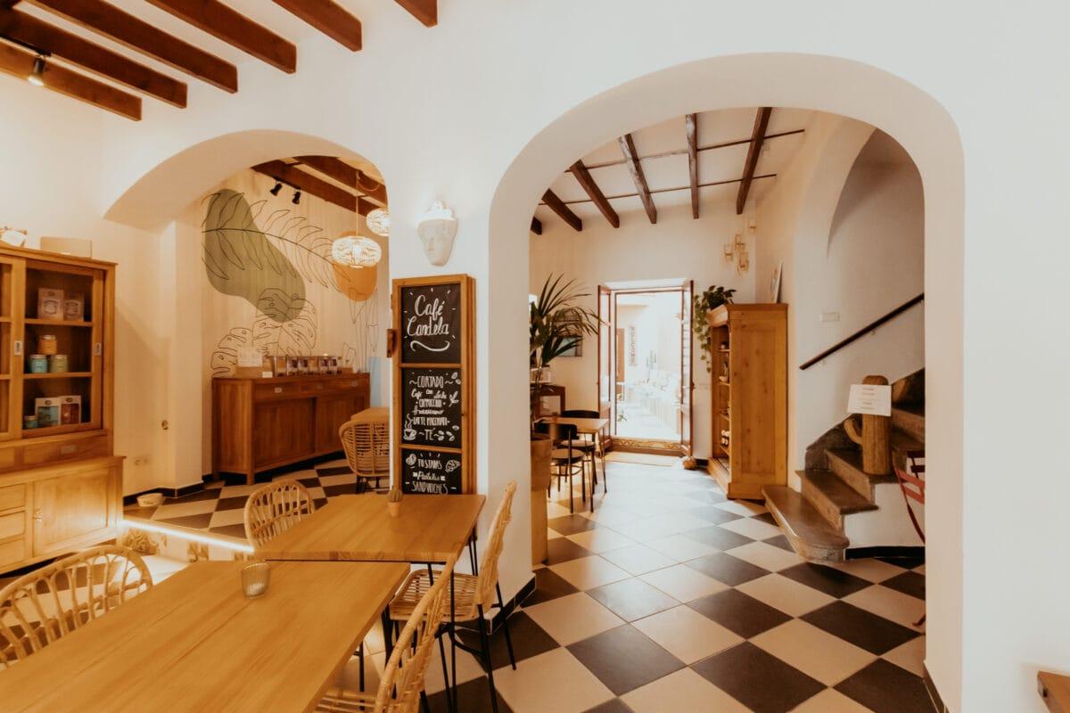Café Tipp Felanitx Mallorca