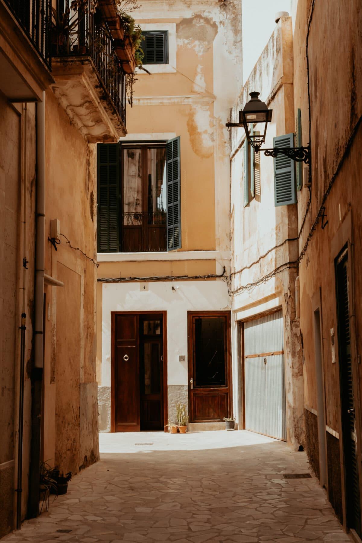 Felanitx Mallorca Altstadt