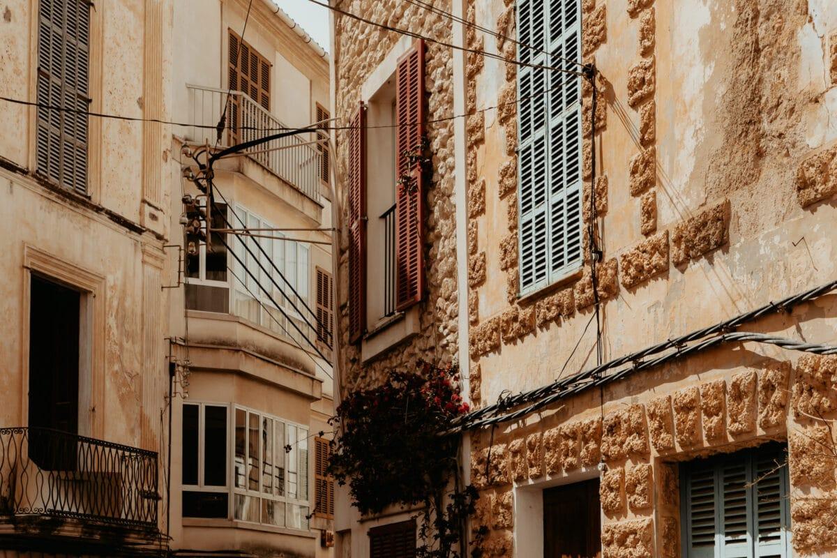 Felanitx Altstadt auf Mallorca
