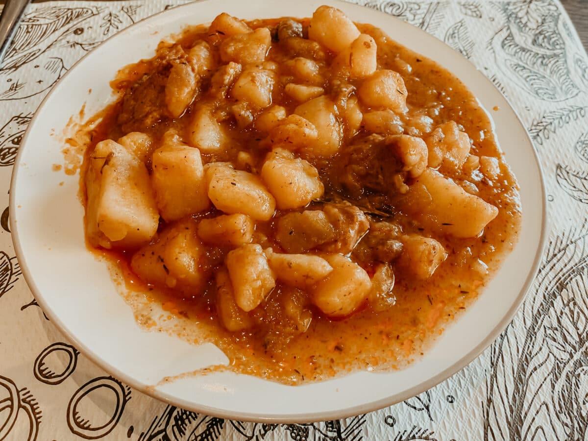 Mallorcan stew