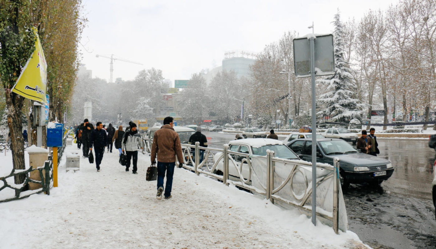 Street_Teheran_winter